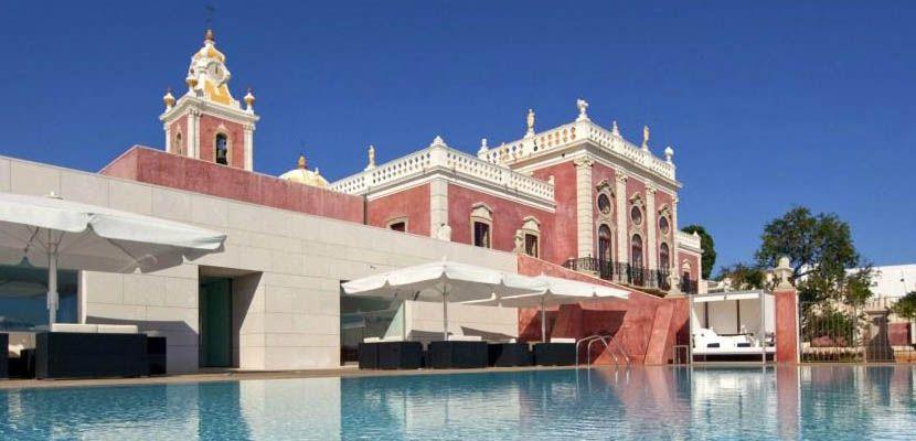 Pousada Palacio de Estoi - Luxury hotels in the Algarve
