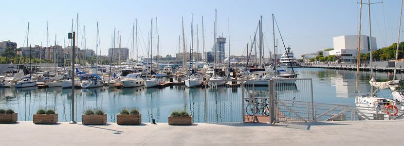 3 days in Barcelona itinerary - Shows Marina Port Vell