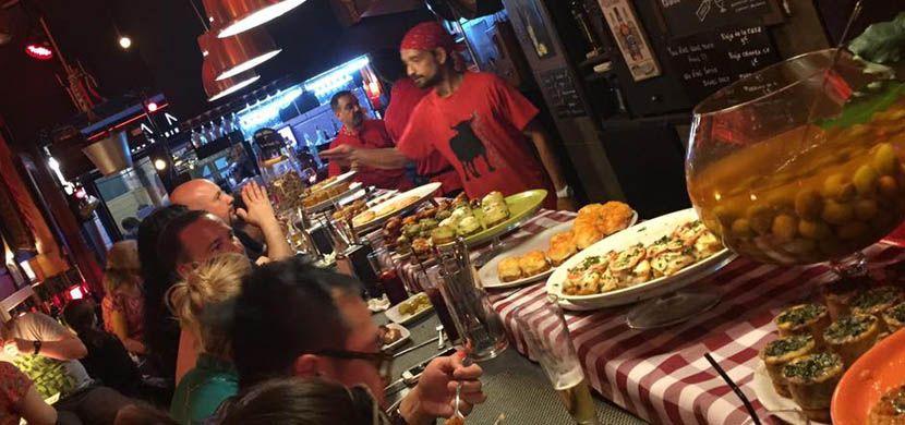 Bodega Biarritz 1181 - the best restaurants in Barcelona