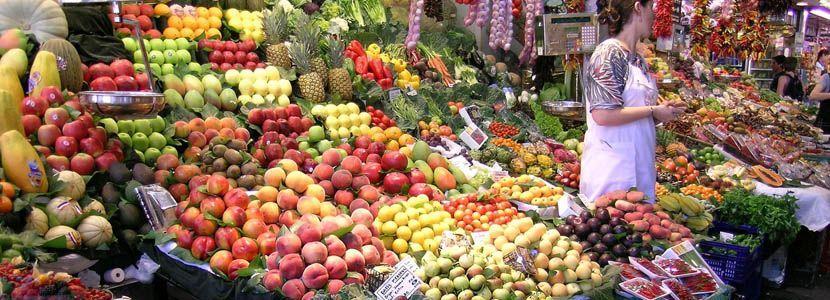 Barcelona 3 day itinerary - Boqueria market
