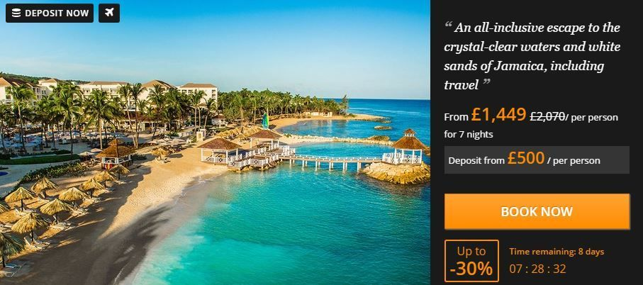 Secret Escapes screenshot - How to find cheap holidays