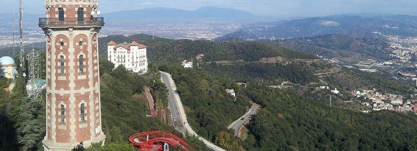3 days in Barcelona - Mount Tibidabo