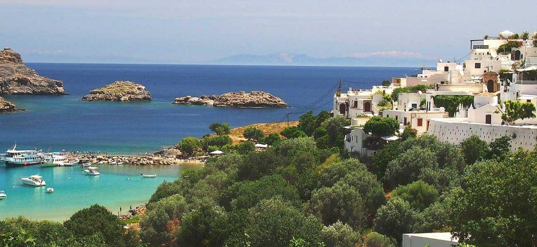 Best restaurants in Lindos, Greece