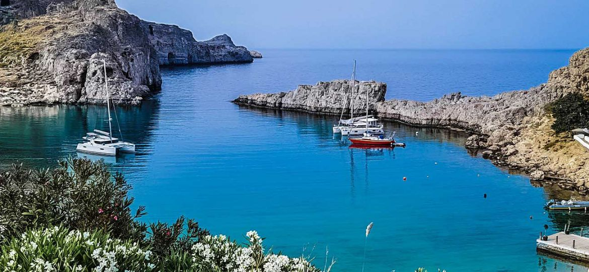 Romantic things to do in Rhodes