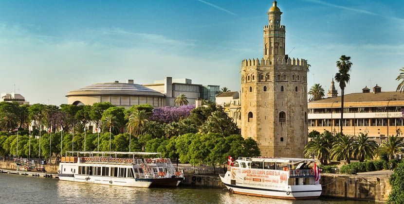 Things to do in the Algarve - visit Seville