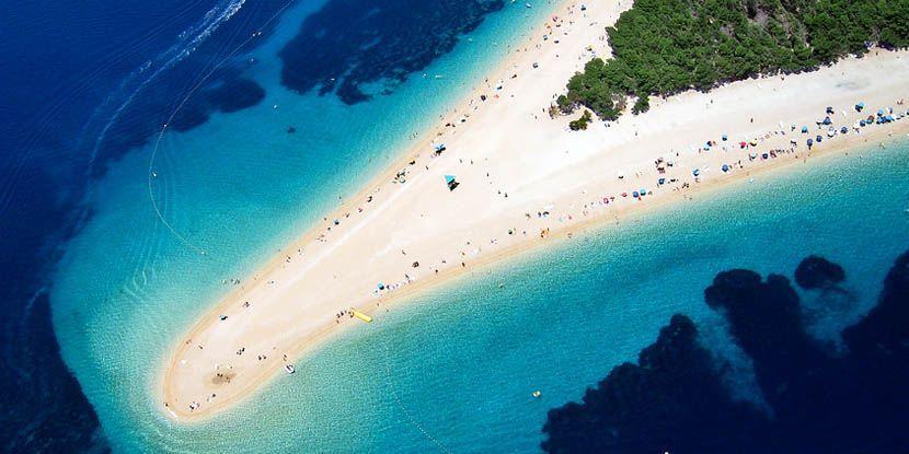 Bol, Brac - family holiday resort Croatia