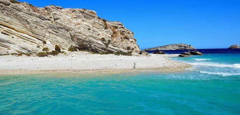 Off the beaten track Greek Islands - Marathi