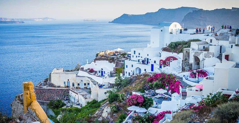 Which Greek island should I visit - Santorini