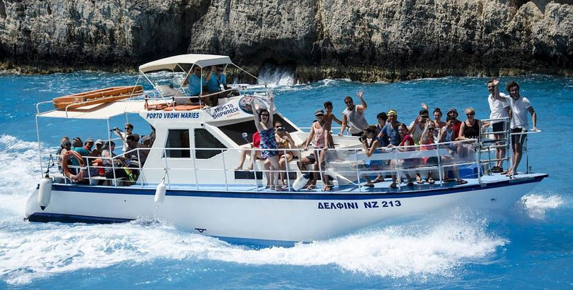 Best Greece nightlife and party resorts - Zante