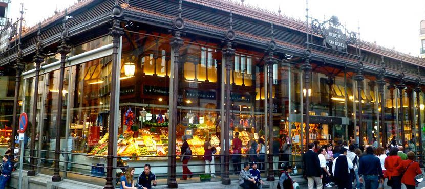 Top things to do in Madrid city break itinerary - San Miguel Mercado