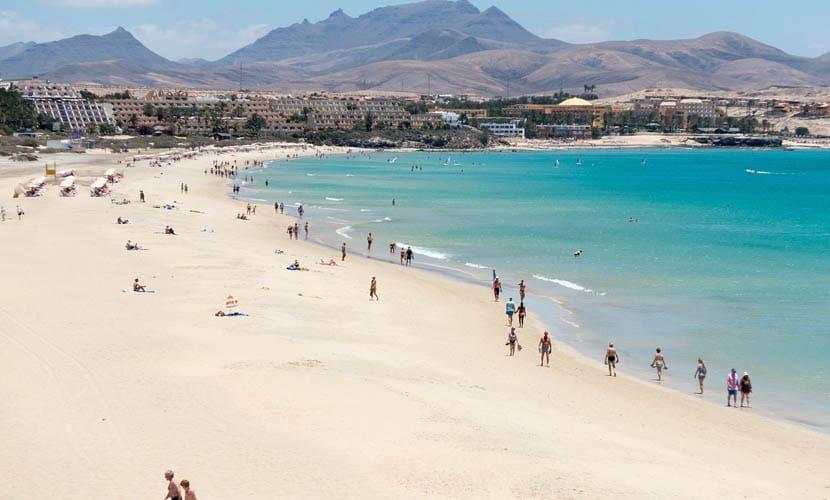 Spanish islands comparison - Fuerteventura