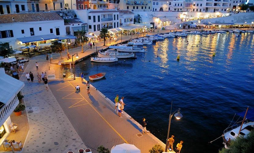Spanish islands comparison - Menorca