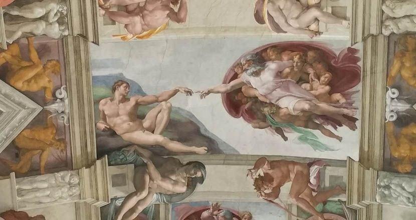 3 days in Rome - Sistine Chapel, Vatican City