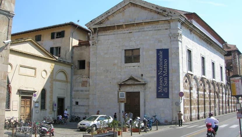 Shows San Matteo Museum