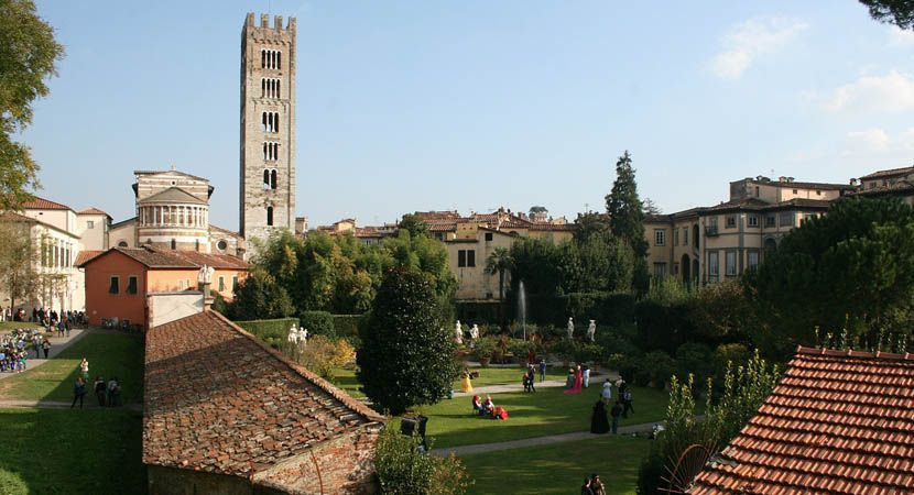 2 week Italy holiday itinerary - Lucca