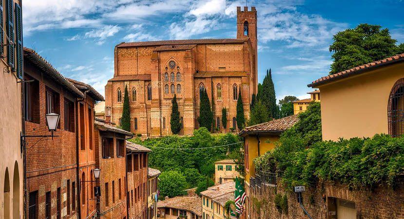 2 week Italy holiday itinerary - Siena
