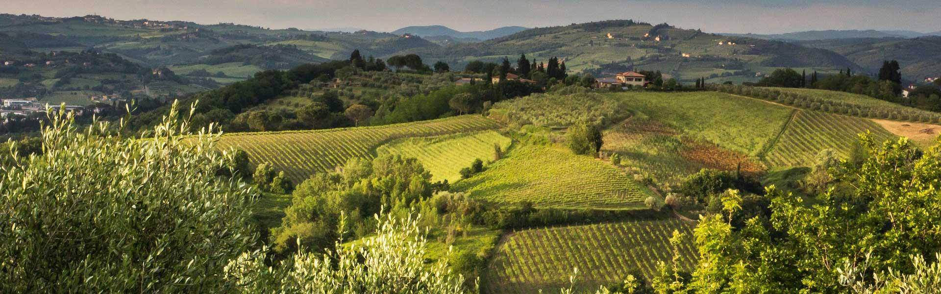 Tuscany and Rome 2 week itinerary