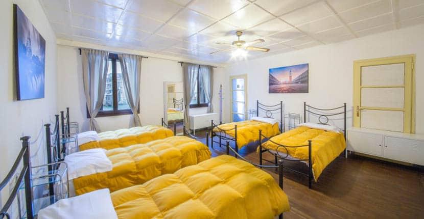 Cheap Venice Hostels - L'imbarcadero