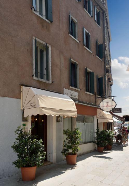 Cheap Venice Hotels - Nuovo Teson