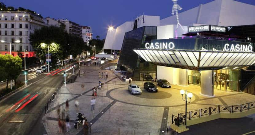 Cannes 2 day itinerary - Cannes Casino