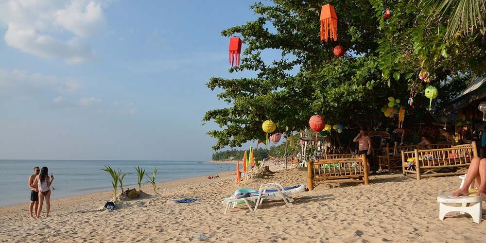 Ko Lanta beach - Best islands in Thailand