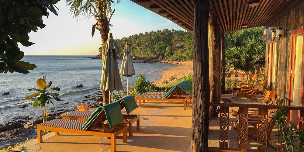 Ko Lanta beach villa - Best islands in Thailand