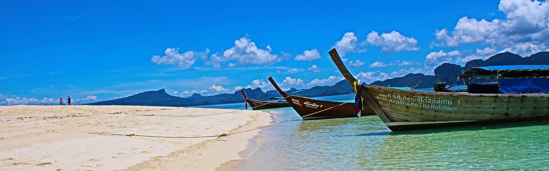 Top 5 must-see places in Thailand
