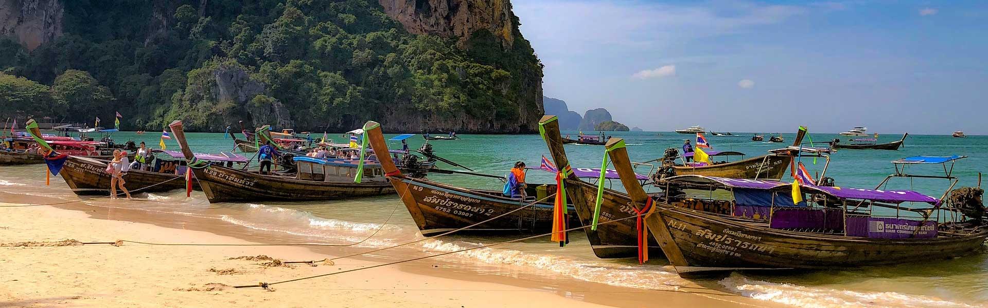 Thailand islands comparison guide
