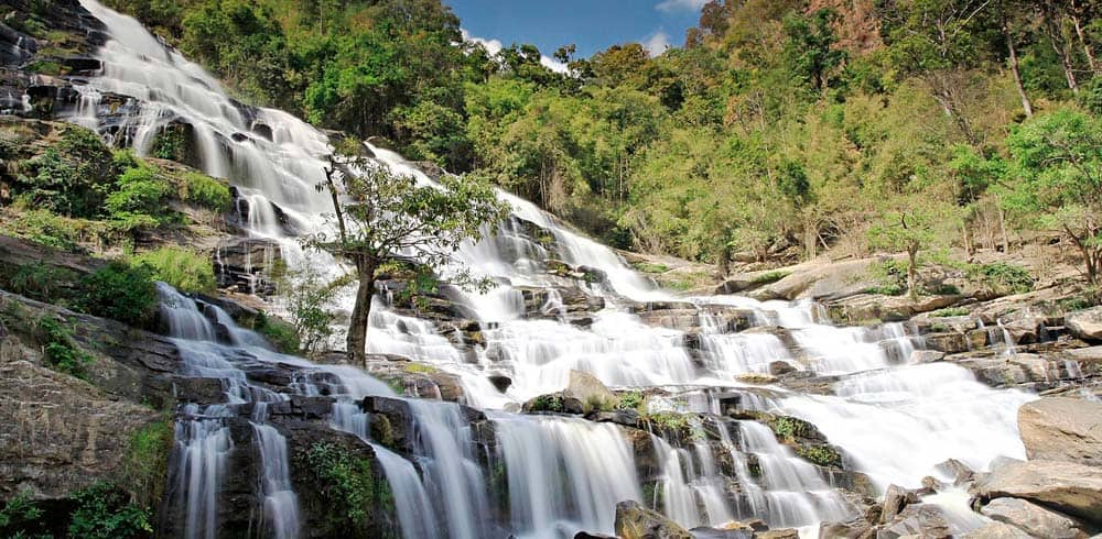 Top things to do in Chiang Mai - Waterfalls