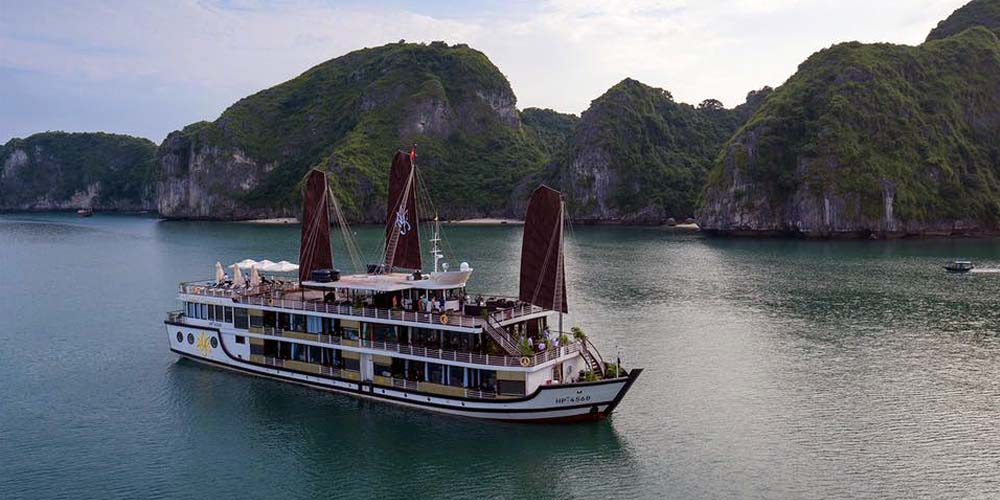 Compare Ha-long Bay cruises - Orchid Cruise