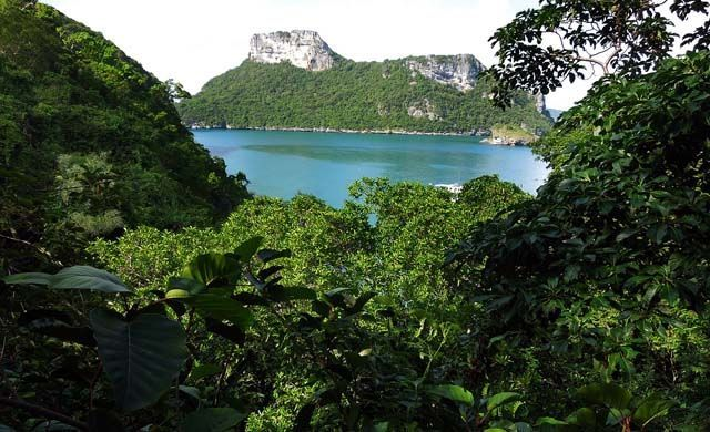 2 weeks in Thailand - Shows Ang Thong National Park