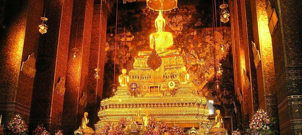 Thailand Travel Tips - local culture - Shows a Thai temple