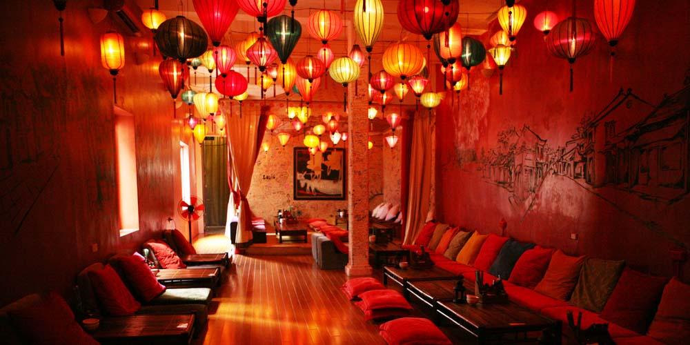 Lantern Lounge restaurant