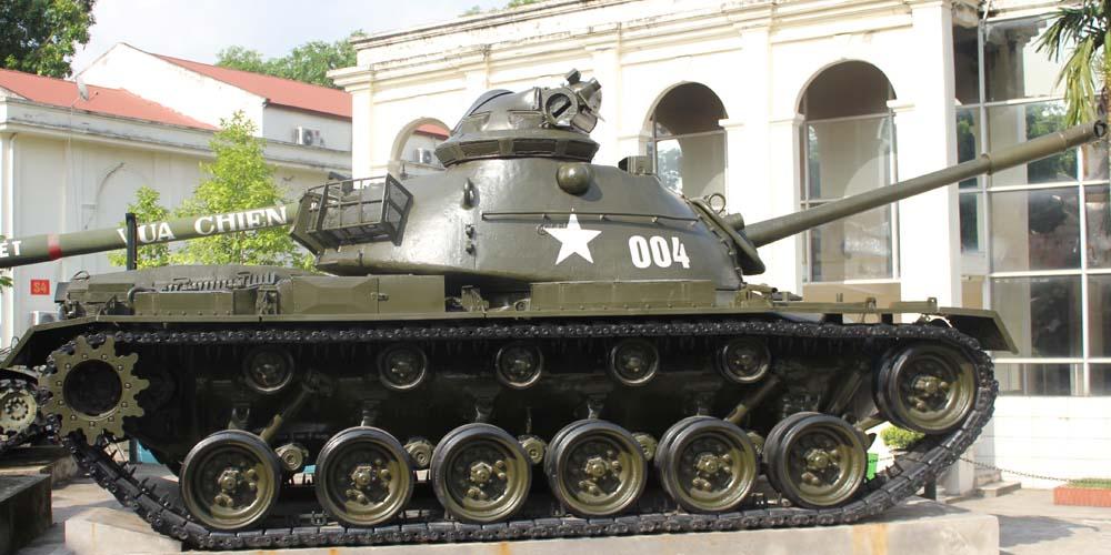 Hanoi 2 day itinerary - Shows Vietnam Military History Museum