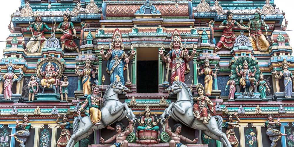 Kuala Lumpur Temples - Kuala Lumpur 3 day itinerary