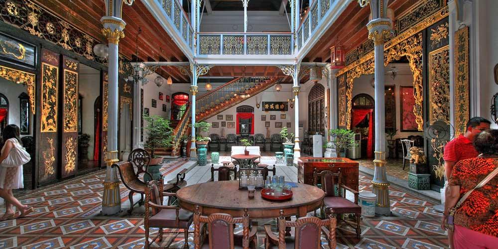 Georgetown travel guide - Pinang-Perakanan-Museum
