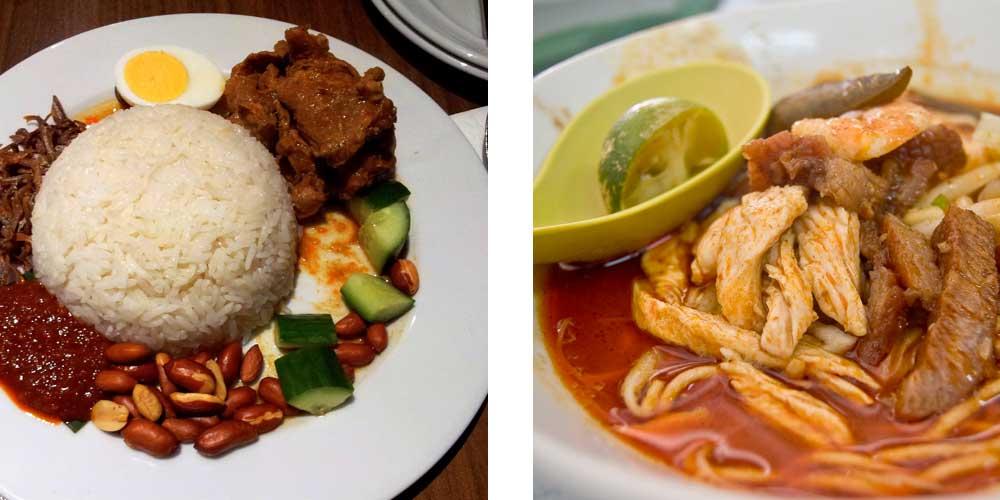 Georgetown Penang travel guide - the best restaurants