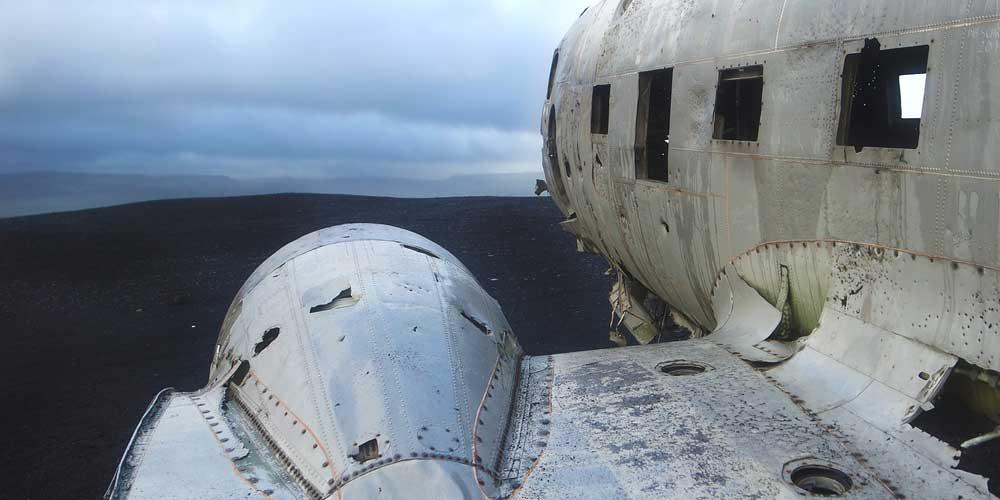 Iceland plane crash - Iceland 3 day itinerary