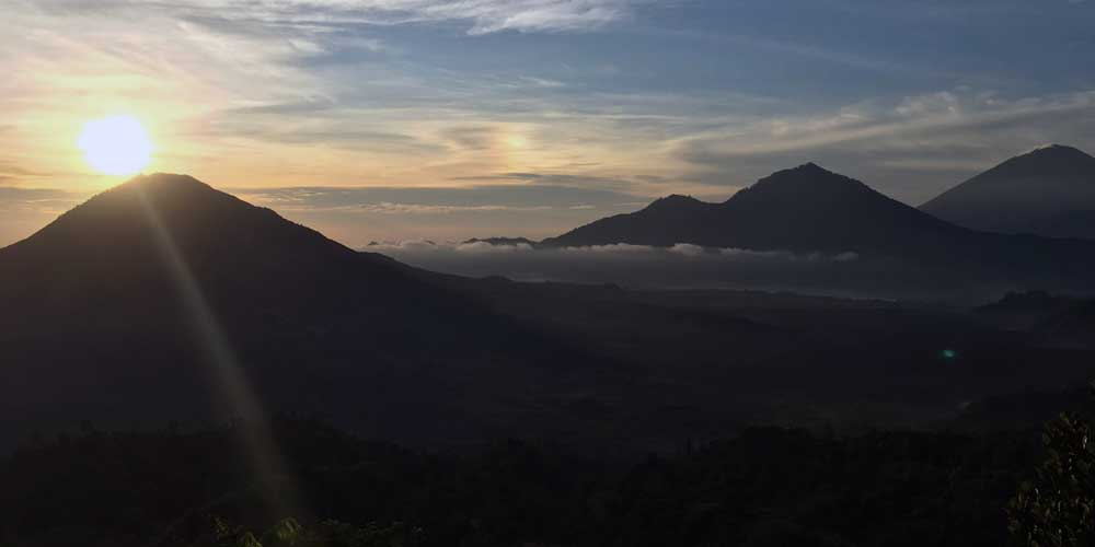 Mount Agung sunrise trek