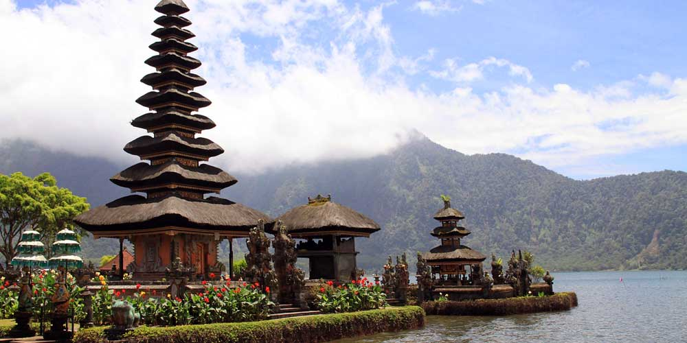 Bali culture, temples and art