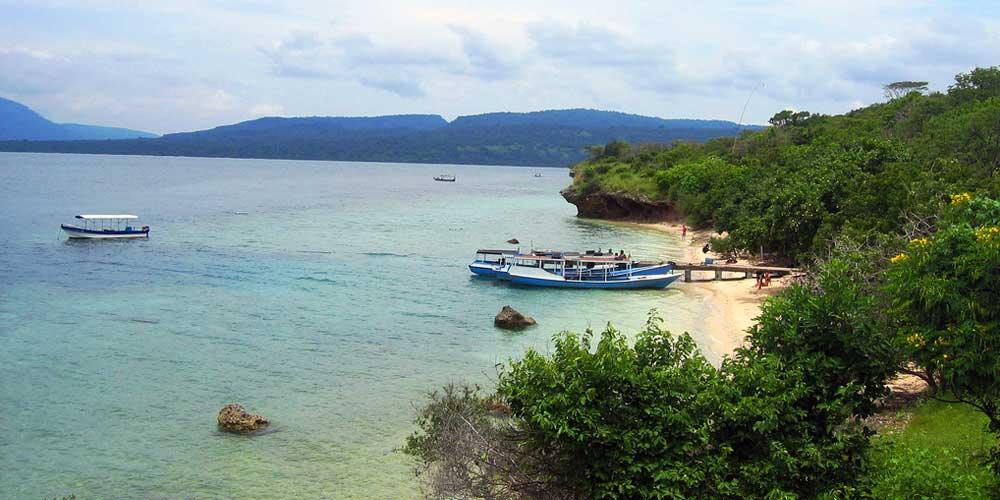 West Bali excursions - Menjangan Island