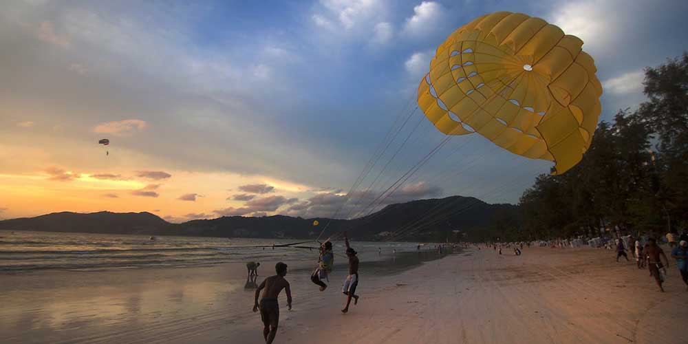 Bali water sports - Adventurous things to do in Bali