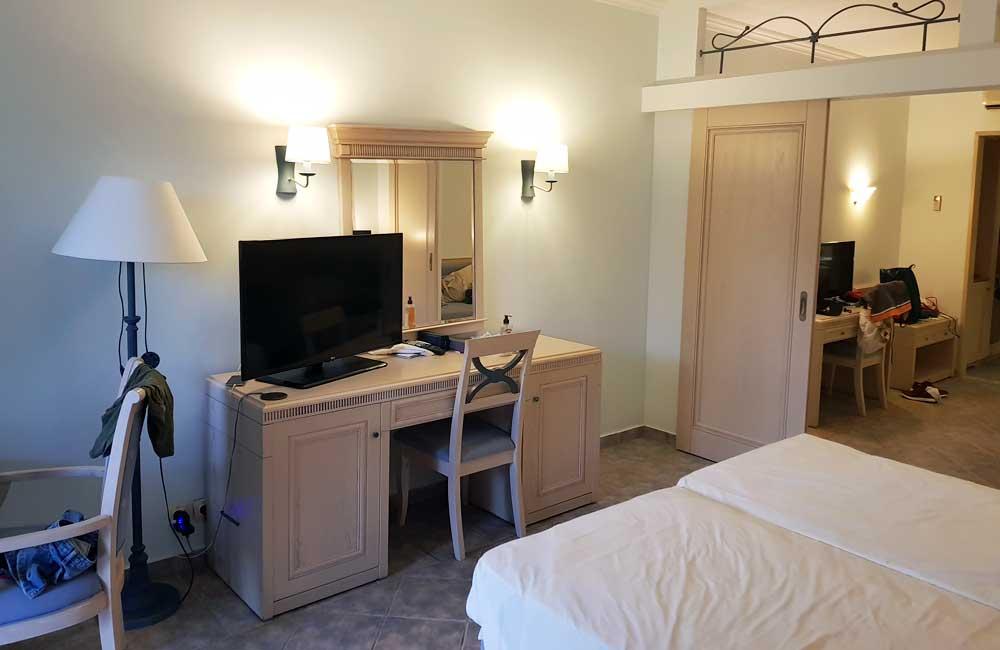 Lindos Princess Hotel room 1