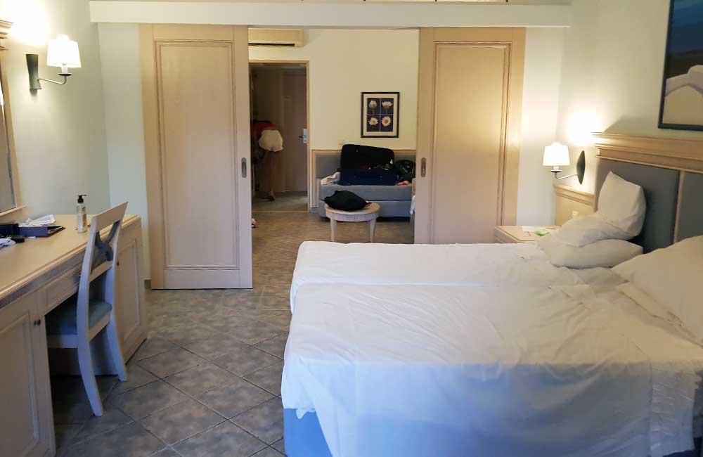 Lindos Princess Beach Hotel room 2