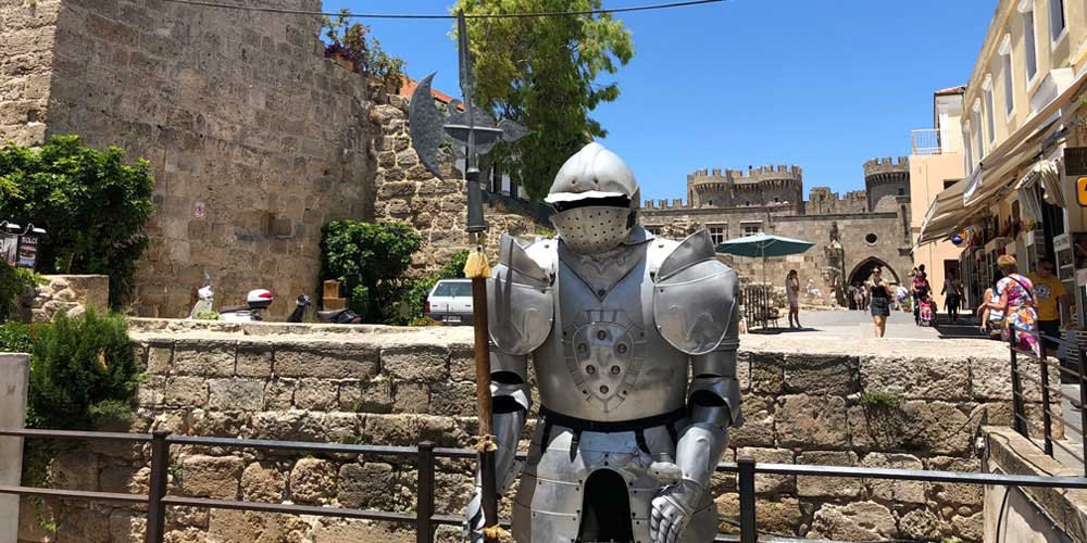 Things to do in Rhodes Town - Knights Temple