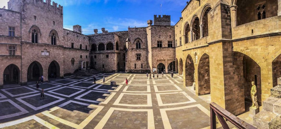 Top things to do in Rhodes Town- Rhodes Town itinerary