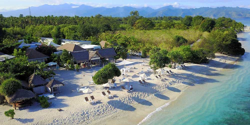 Mahamaya Resort Gili Meno - Gili Islands travel guide