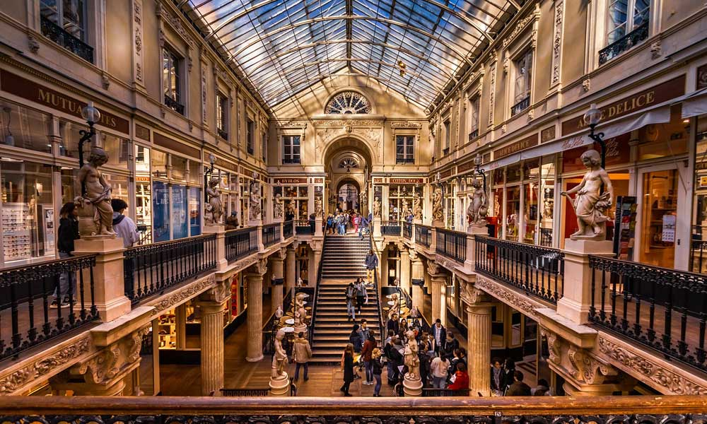 Passage Pommeraye - Nantes Travel Guide