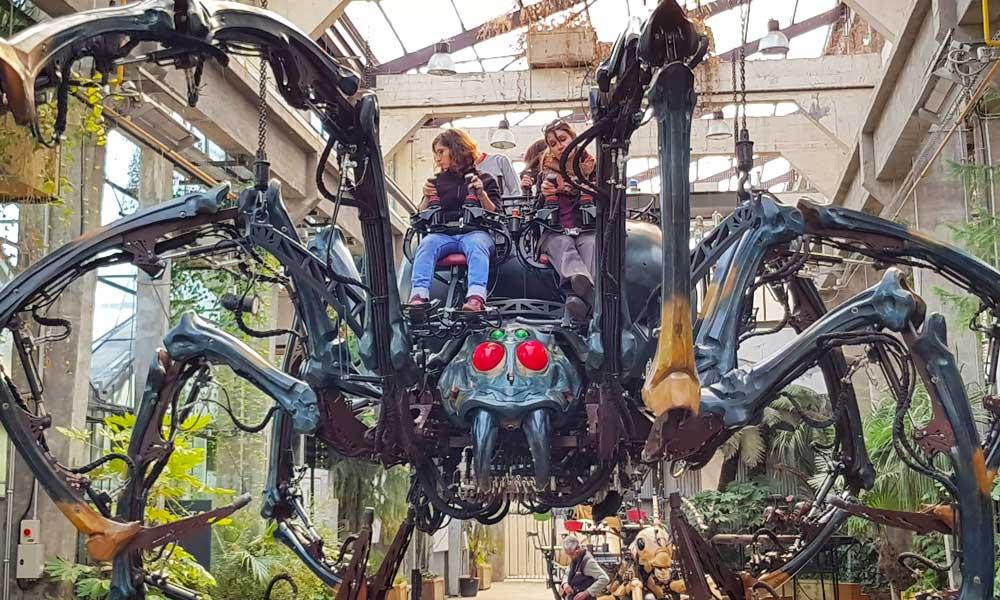 Les l'ile des Machines - Nantes Travel Guide