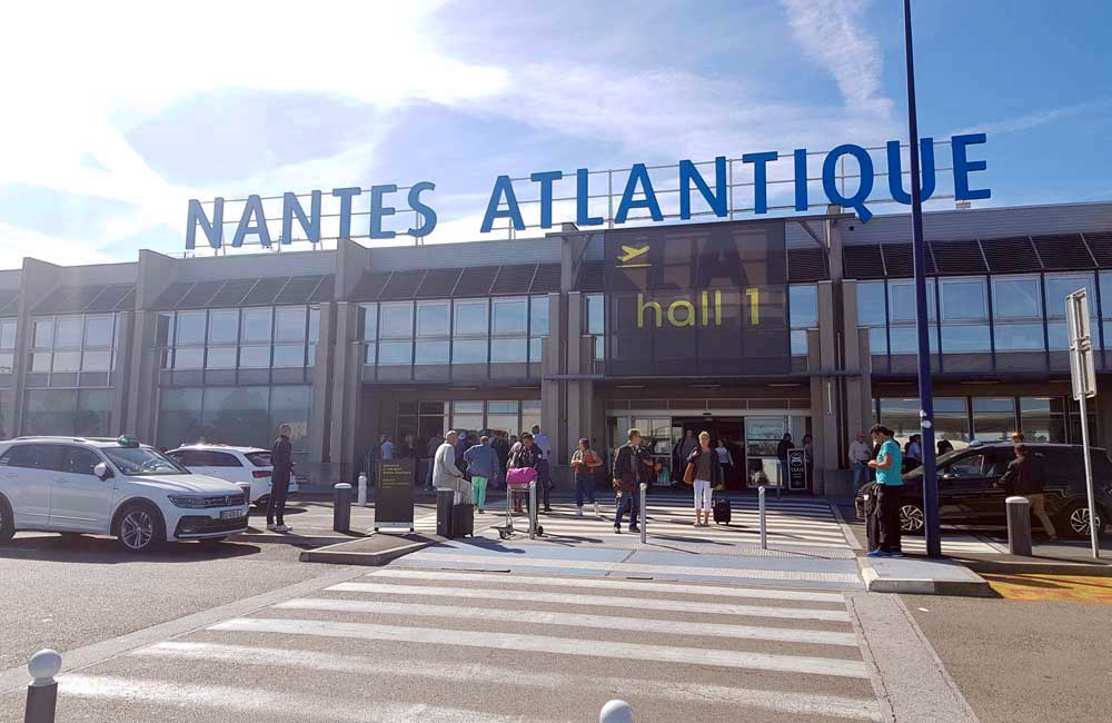 Nantes Atlantique Airport - Nantes Travel Guide